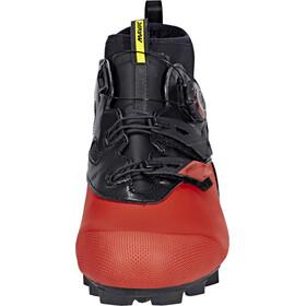 Mavic Crossmax Elite CM Shoes Unisex Black/Fiery Red/Black
